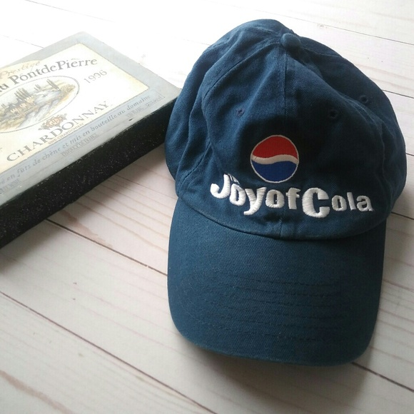 779179060f5 Accessories - Pepsi 1999 Snap Back Dad Hat